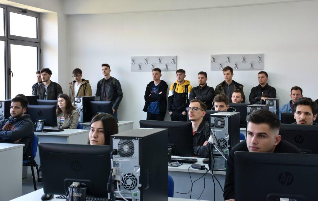 UT  ja pjesë e projektit  Simulime kompjuterike softuerike  të financuar nga Komisioni Evropian